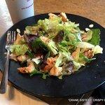 Crane Sisters Crispy Chicken Salad (Grilled)