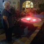 mum at Villa Anna