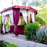 Garden Massage Gazebo