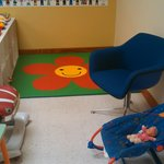 Toddler corner for little ones