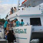 © cecilia polidori 2014 - Four Winds II Snorkel at Molokini
