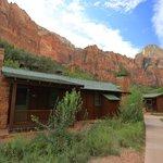 Zion Western Cabin