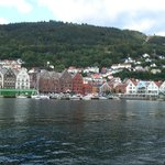 The amazing Bergen town