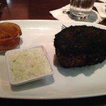 YUM YUM- The HUGE Pork Chop!  Oh so tasty!