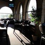 Mezzanine continental breakfast area,  Coast Hotel Medicine Hat  |  3216 13th Ave SE, Medicine H