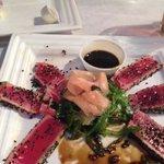 seared Tuna with Sesame Seed-delicious!!