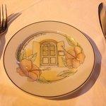 Lovely custom dishes!