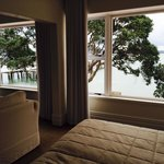 Our ocean view room
