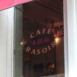 Foto di Cafe le Fil du Rasoir - Helsingborg