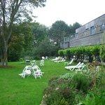 Jardin plein de charme et de calme