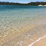 altro particolare della spiaggia di Petra Manna (due minuti a piedi)