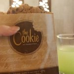 Welcome cookie & drink
