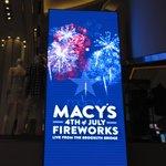Macys Fireworks advertising 1