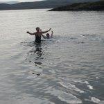 Badeliv ï Kongsfjord