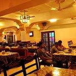 pangat restaurant, our dinner place