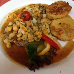 Foto de Goldener Adler Restaurant