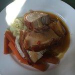 Roast Belly Pork! Yum!