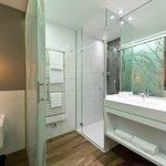 Comfort White Badezimmer