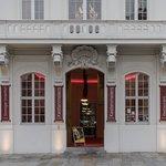 Kastenmeiers Eingang