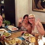 Cena con amici