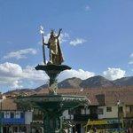 Monumento del Inca Pachacutec