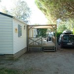 Mobil home 6/8 places