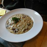 Black truffle risotto was the best meal of the 10 dishes we ordered.