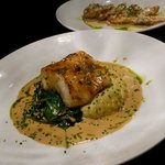 Maple-Miso Chilean Sea Bass - Our most popular dish!