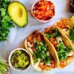 Mexico City Tacos at Nanna Mexico