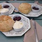 Our yummy scones