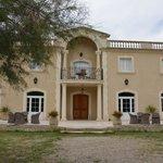Die Villa mit etwas teureren Zimmern