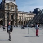 The Louvre is a great experience even if you don't want to queue to get in! (Closed Tues)