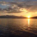 Ionian Sea - dawn, early September