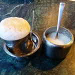 Delicious filter coffee... I had two!