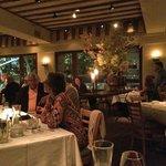 Oliveto Restaurant dining room