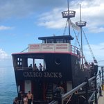 Calico Jack's Floating Bar