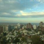 Vista desde piso 18