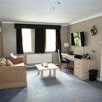 Lounge areaThomas Suite