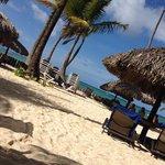Praia exclusiva Royal Suítes Turquesa