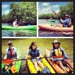 Incredible time kayaking, thank you Shurr!