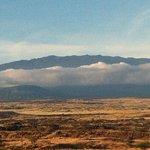 Mauna Kea morning from Waikoloa