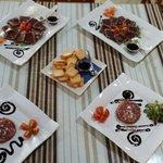 Tataky y tartar de atun rojo