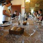 Dinner at Casa Cimeira