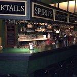 Our bar corner :)