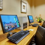 Search local attractions in our 24-hour Business Center