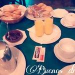 desayuno casa cueto