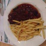 Carne de cavalo: muito gostoso