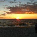Enjoy The Sunset Together!