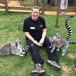up close with The Lemurs