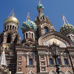 Cathedral of Blood, St Petersburg